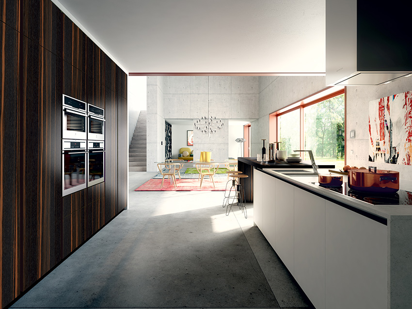 GD Arredamenti Velvet Elite Cucina