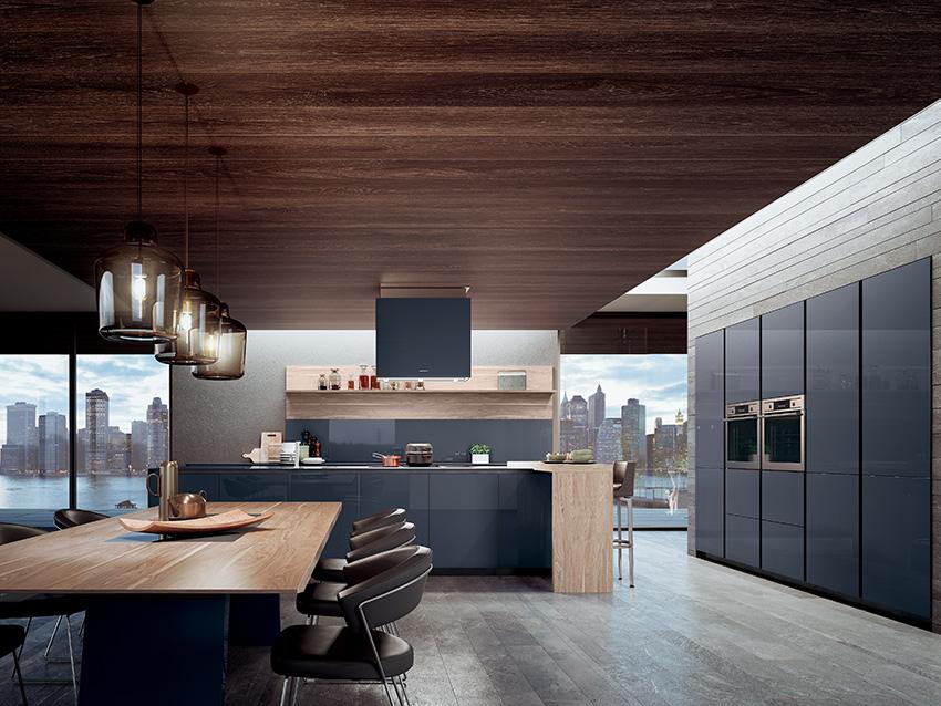 GD Arredamenti Velvet Profile Cucina