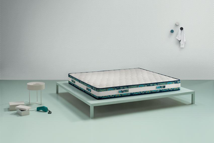 Rivestimento 3D VENTILATION SYSTEM con fascia variante Qatar by SOMNIUM