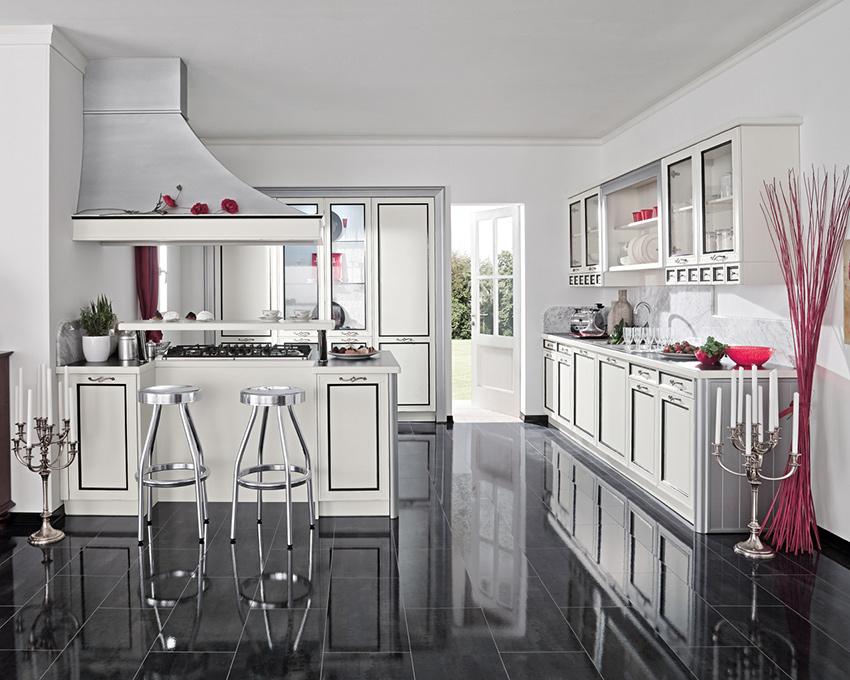 Cucina Diana bicolore Vettoretti