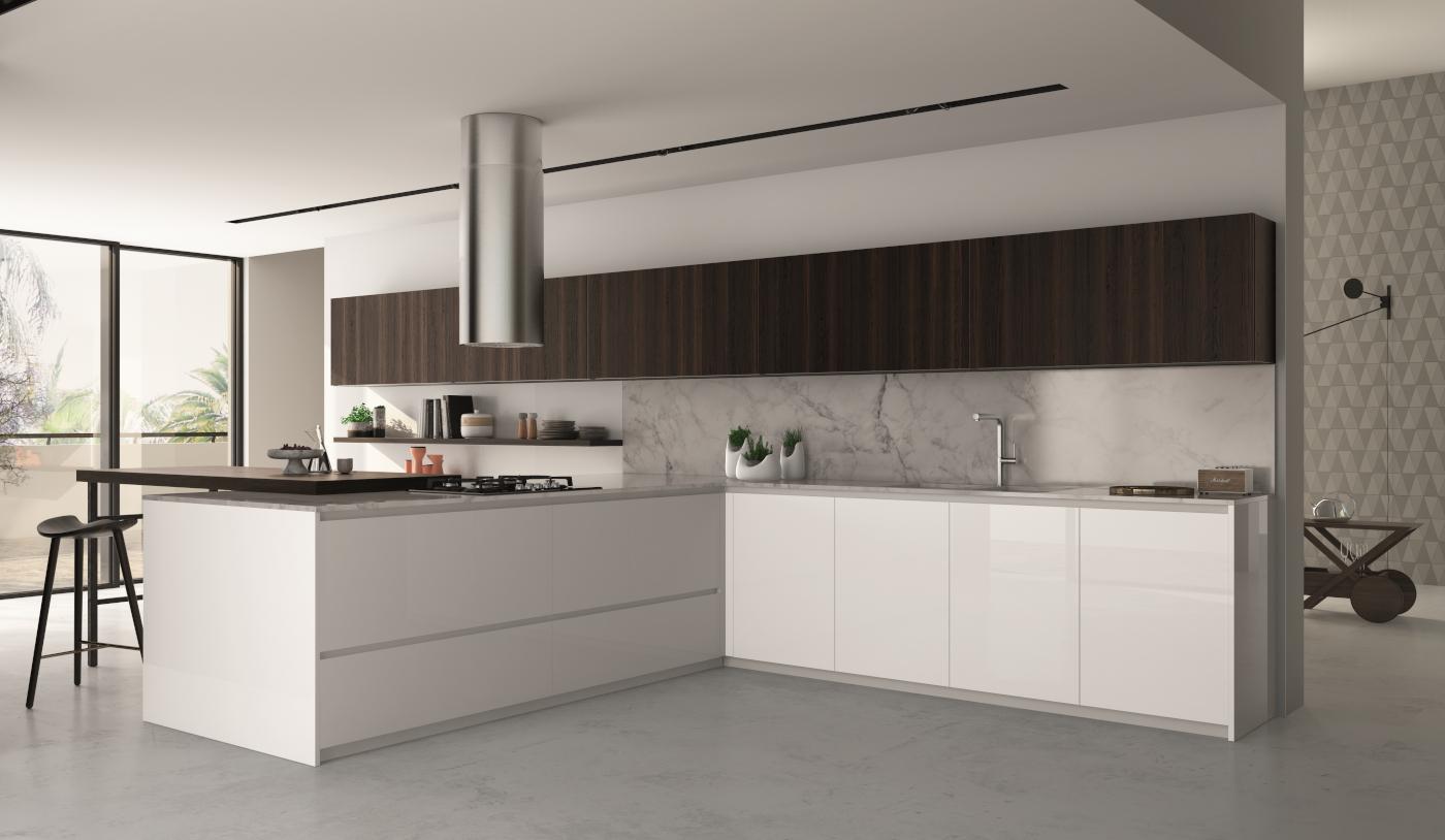 Cucina Gentili stile moderno