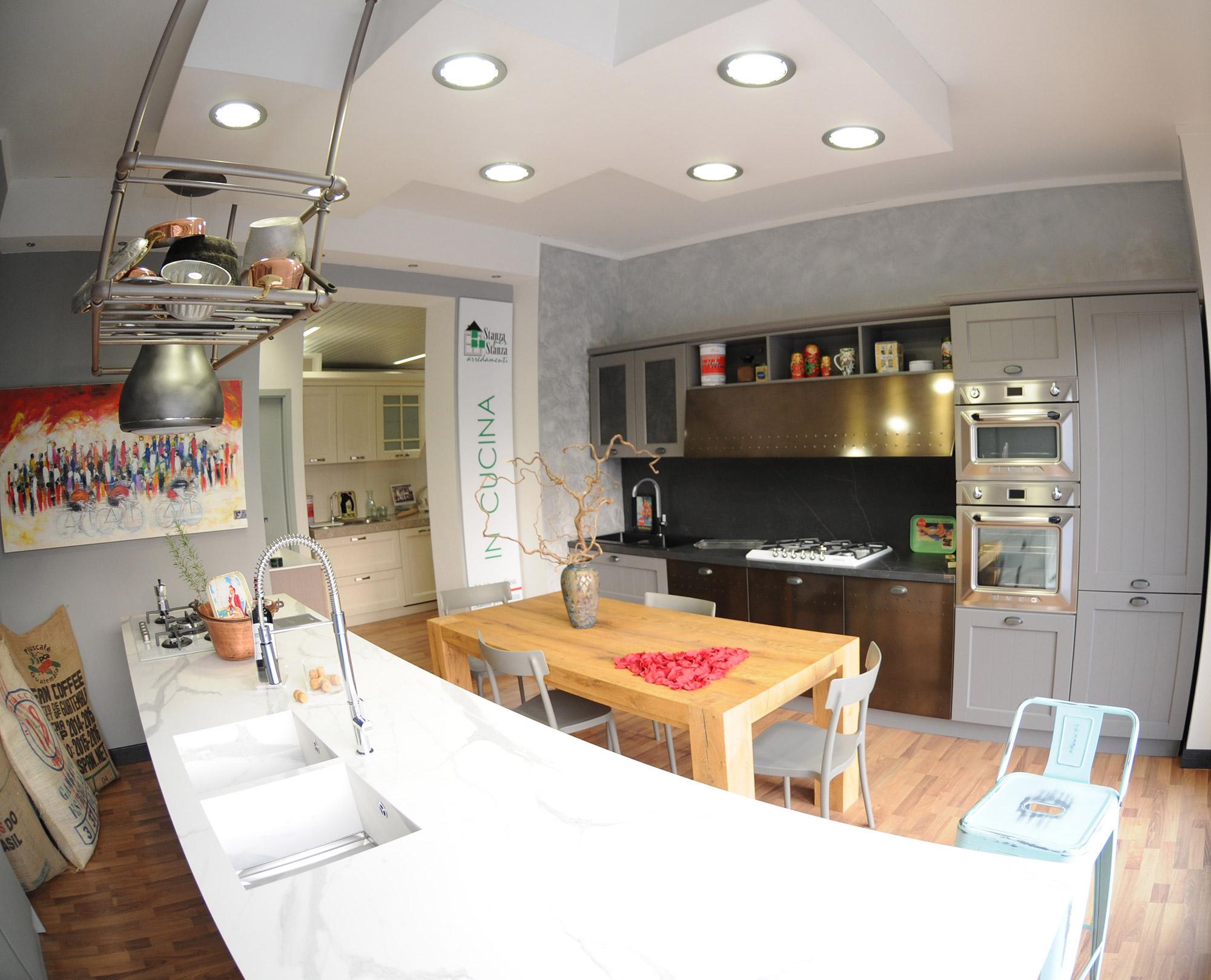 Showroom Arredamenti Montebelluna Cucine Stanza per Stanza Vettoretti