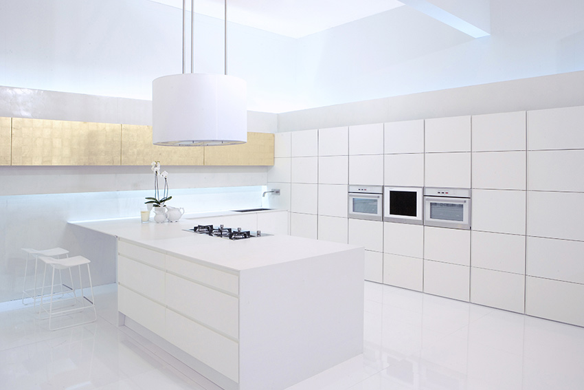 Silestone Quartz Kitchen Zeus Extreme