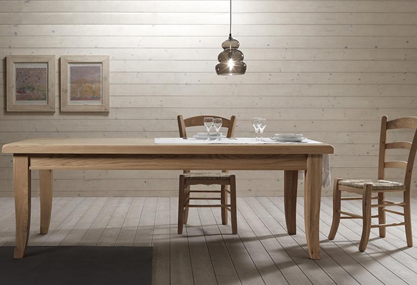 Tavoli e sedie - Giorgione - Pizzolato