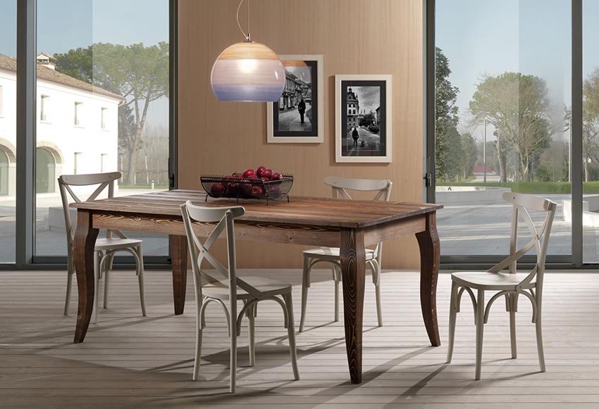 Tavolo e sedie - Montreal - Pizzolato