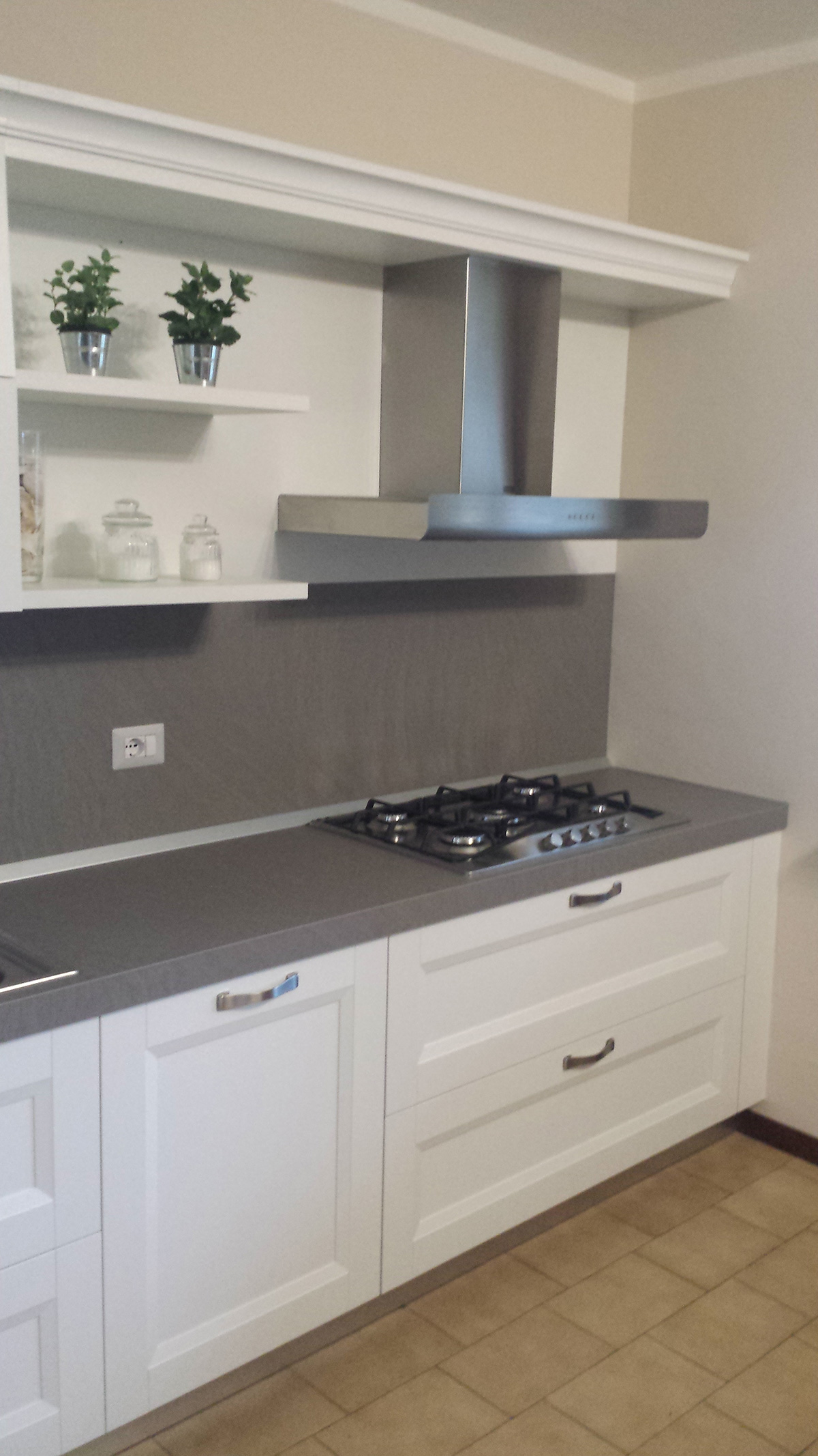 Abitazione privata a pederiva di montebelluna cucina - Top cucina laminato opinioni ...