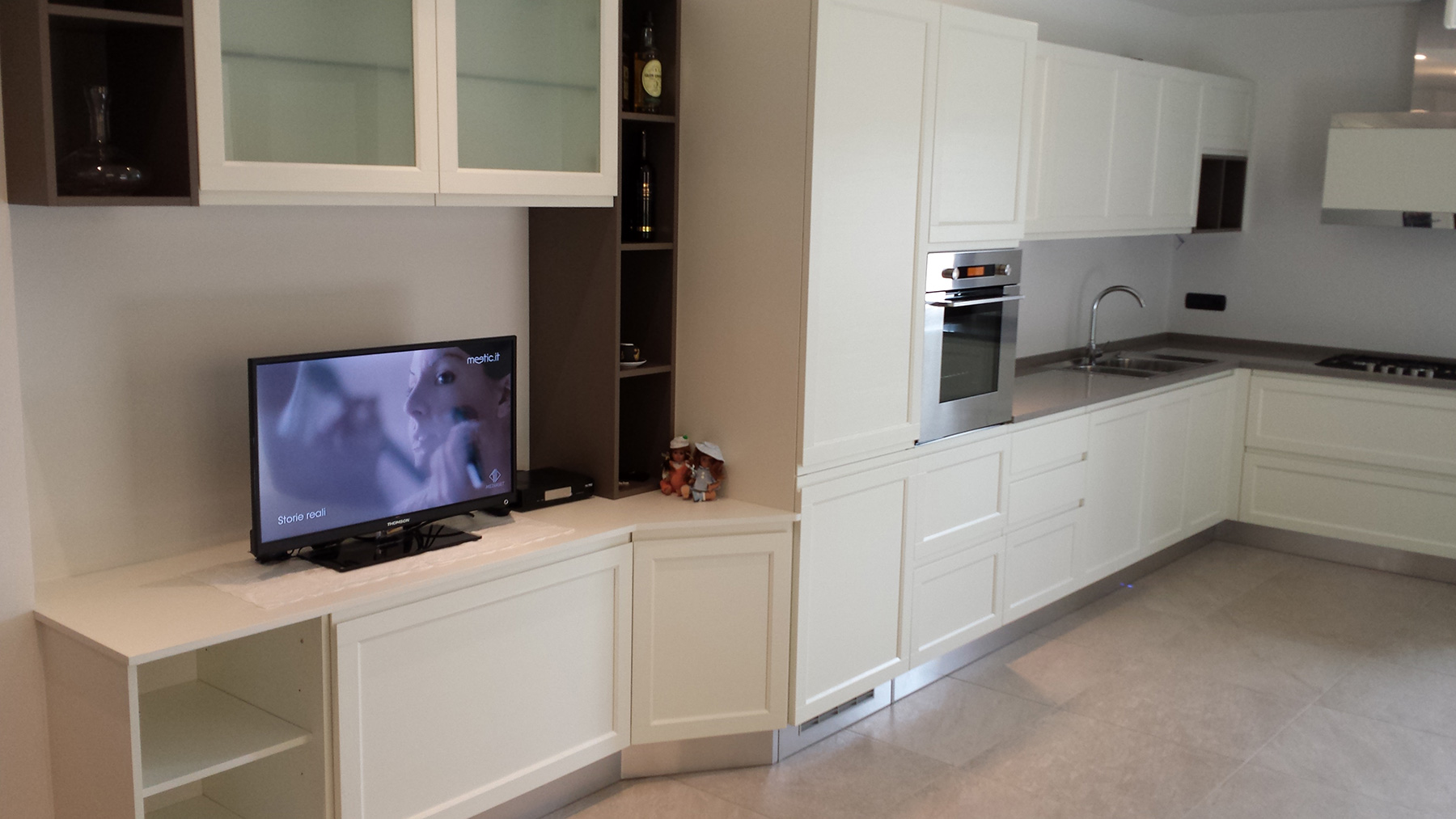 Cucina GD modello Gioiosa open space a Vidor (TV)