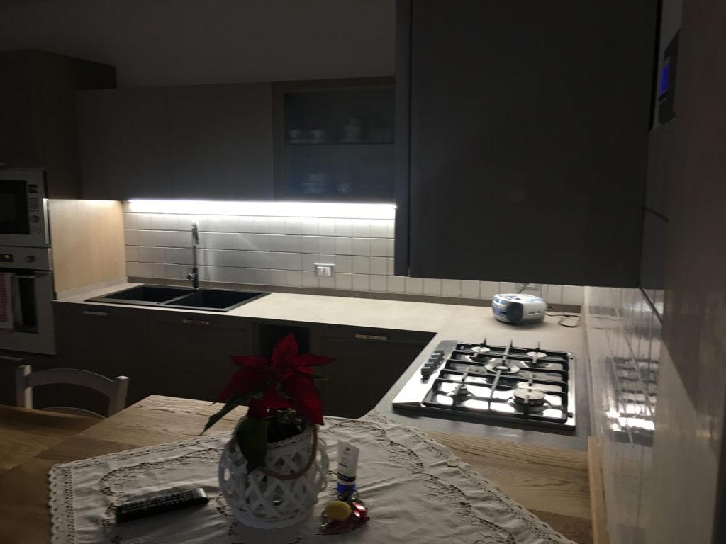Cucina Spagnol modello Avenue 23 rovere